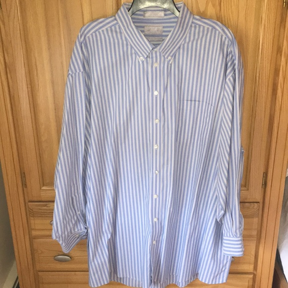 Stafford Other - Stafford Pinpoint Oxford Dress Shirt